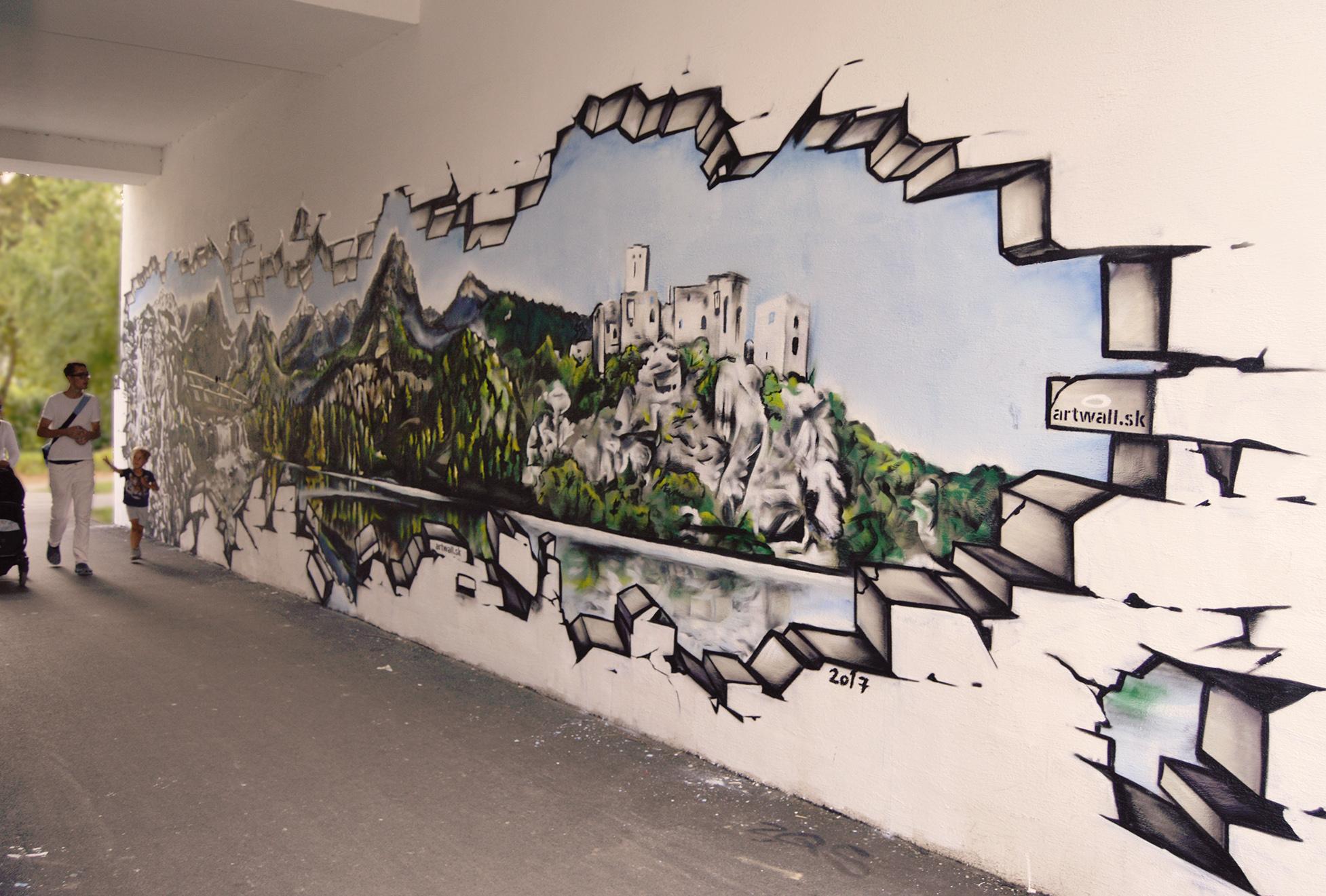 graffiti-žilina-podchod