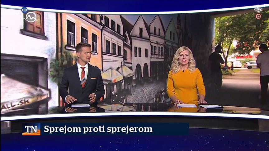 Fotka TV noviny