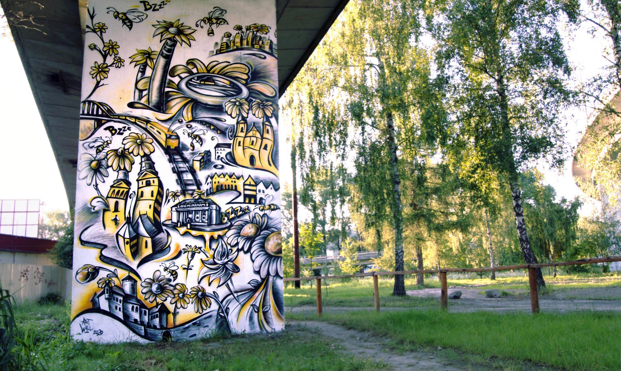 Maľby s ekologickou témou, Žilina 2019 – 2020